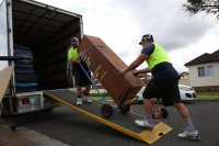 firma przeprowadzkowa - transport mebli